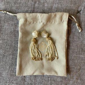 Kendra Scott Tassel Earrings